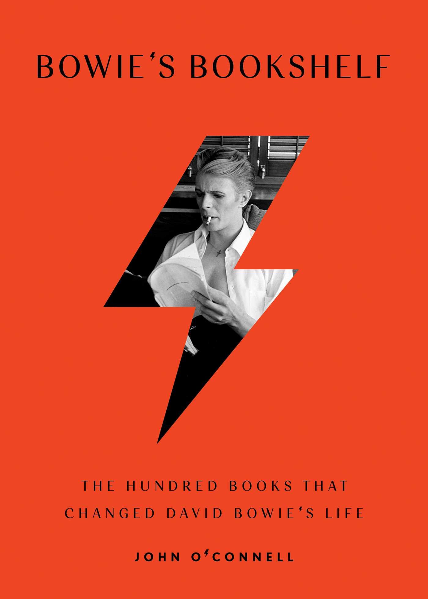 Bowie's Bookshelf Cover