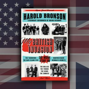 My British Invasion by Harold Bronson Cover