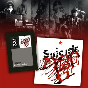 Suicide's Suicide 33 1/3 book cover