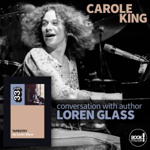 Carole King's Tapestry by Loren Glass