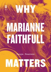 Why Marianne Faithfull Matters book cover